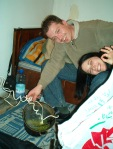 Mihnea & Andreea & the Soup